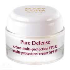 Creme Pure Defense SPF 15